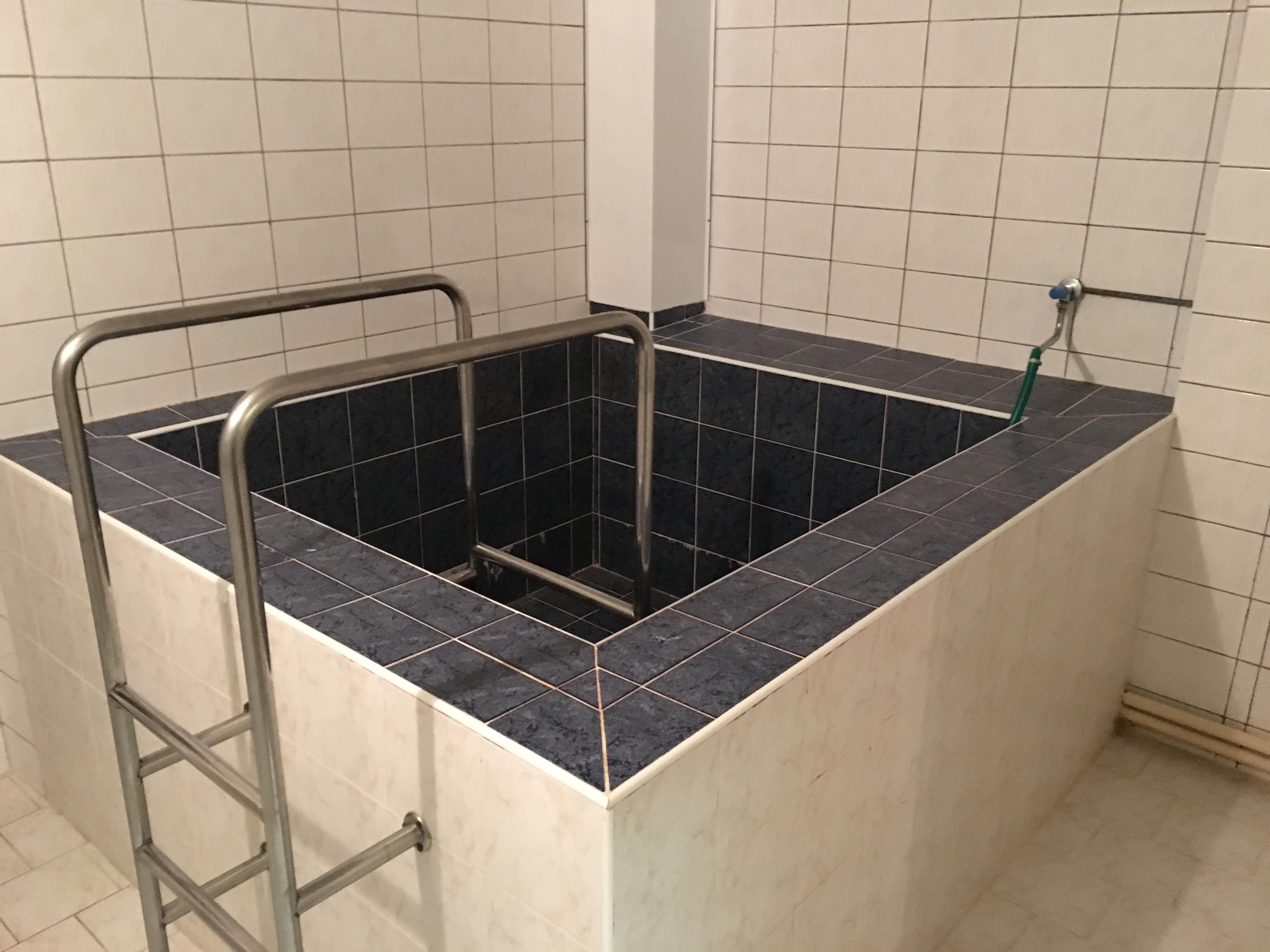 pension Čertovka - sauna