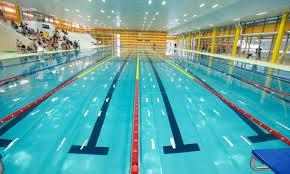 bazén Šutka - 50m
