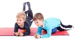 WORKSHOP: Motorický vývoj předškolních dětí