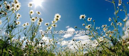 Letní provoz Sport Academy