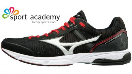 Mizuno: comfortably and conveniently